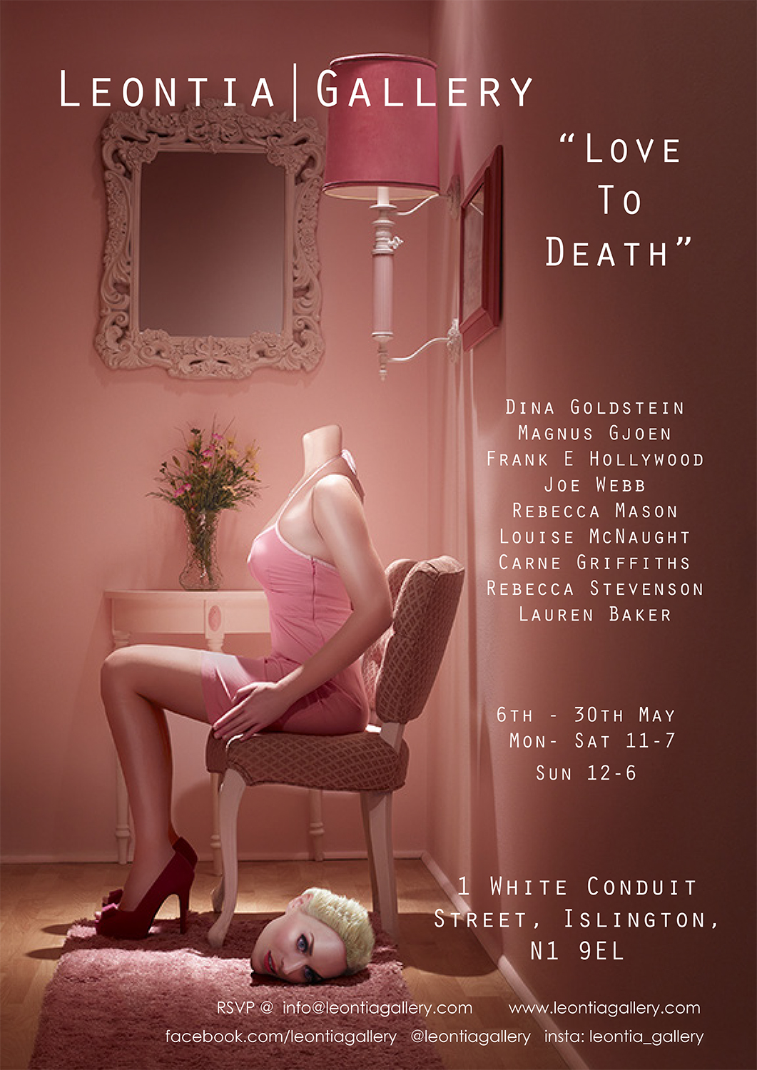 love to death poster_web