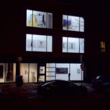 Exterior Instillation image from Gods Of suburbia Montreal 2020