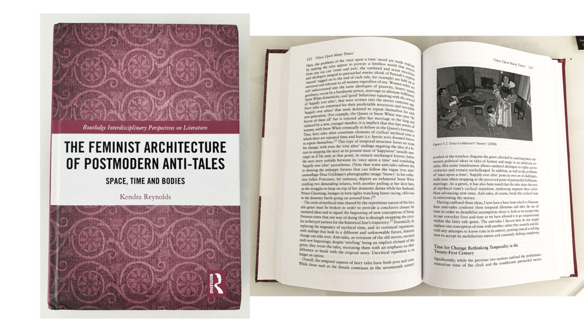 The Feminist Architecture Of Postmodern Anti-Tales by Kendra Reynolds includes Snowy, Fallen Princesses, 2008