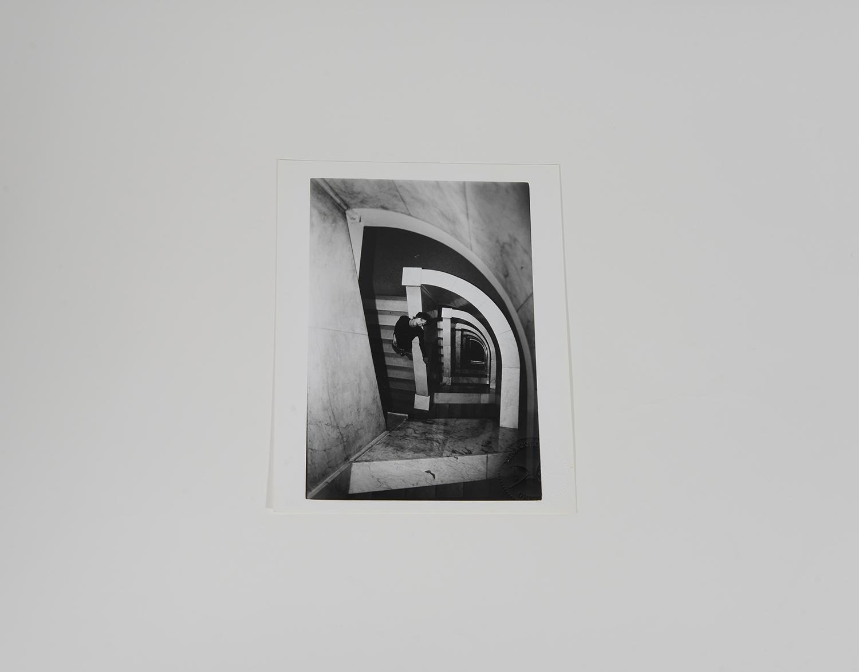 Maraliza on Staircase_Portraits_1992_285
